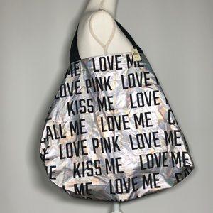 NWT Extra large Victoria's Secret beach bag